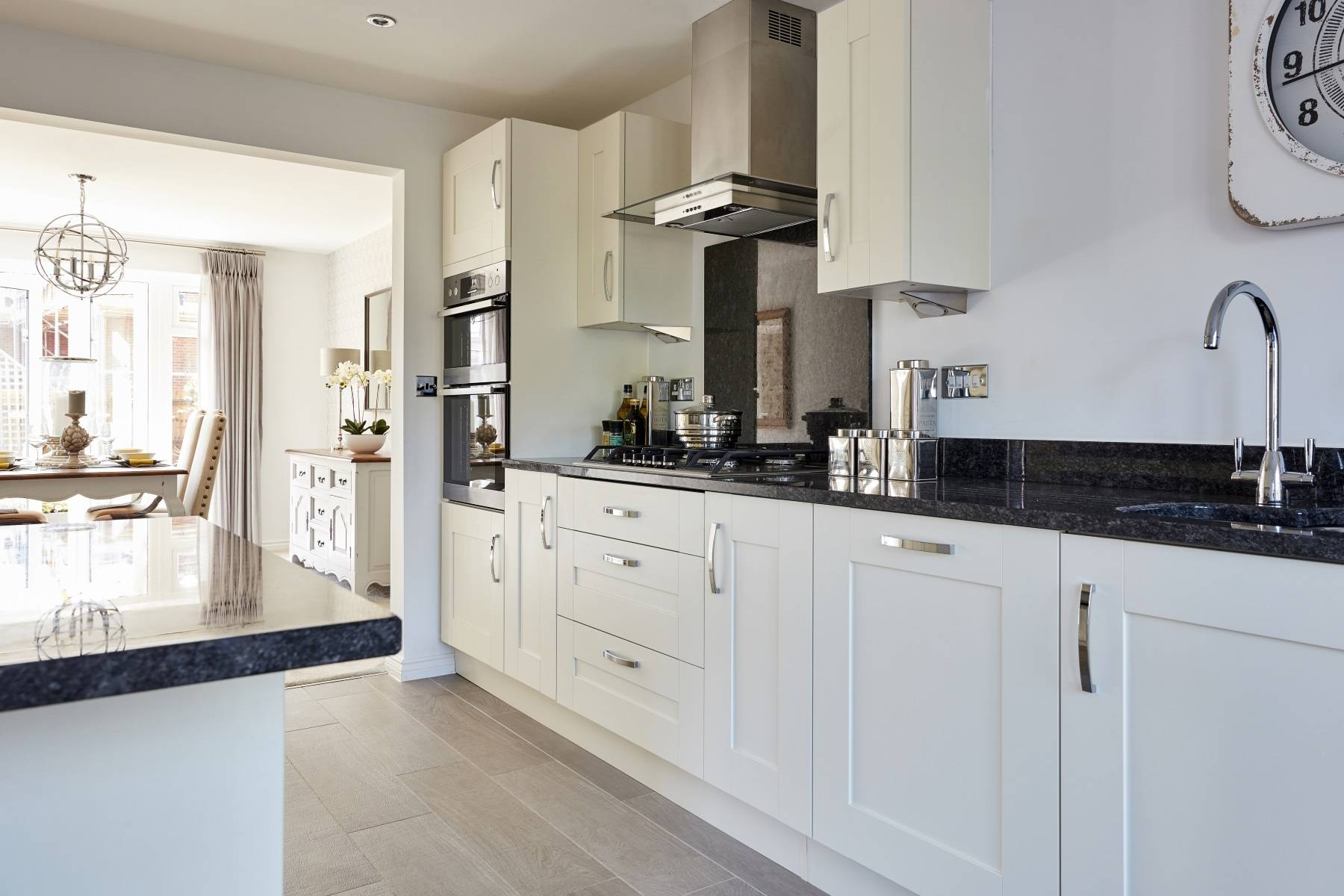 TW Exeter - Plumb Park - Dorchester example kitchen 2